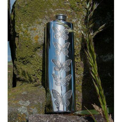 Butterfly Purse Flask 3oz
