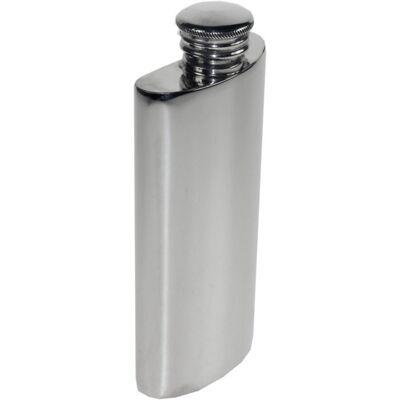 Plain Purse Flask 2oz