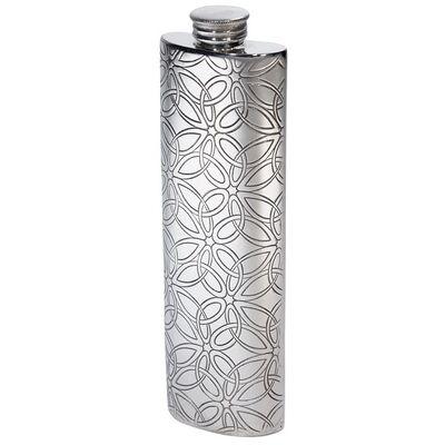 Triquetra Purse Flask