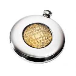 Celtic Gold Sporran Flask