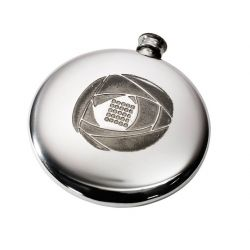 Charles Rennie Mackintosh Sporran Flask