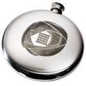 Charles Rennie Mackintosh Pewter Sporran Flask