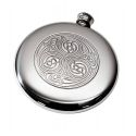 Kells Design Pewter Sporran Flask