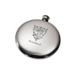 Lion of Scotland Sporran Flask