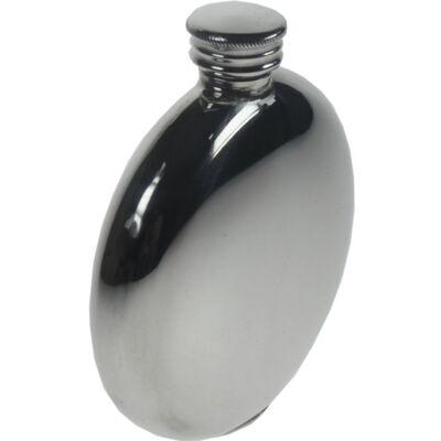 Plain Round Flask 4oz