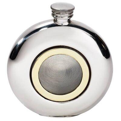 Round Porthole Flask