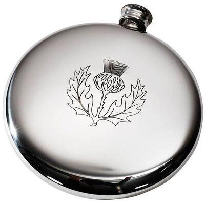 Thistle Sporran Flask
