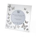 Butterfly Pewter Photo Frame