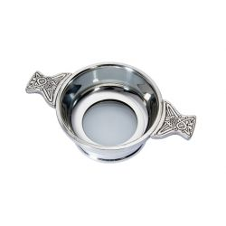 Glass Based Quaich