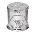 Cow Jumped Over The Moon Pewter Money Box