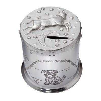 Cow Jumped Over The Moon Money Box