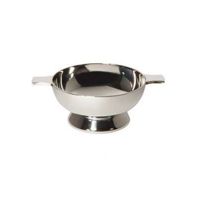 Silver Plated Quaich (2 inch)