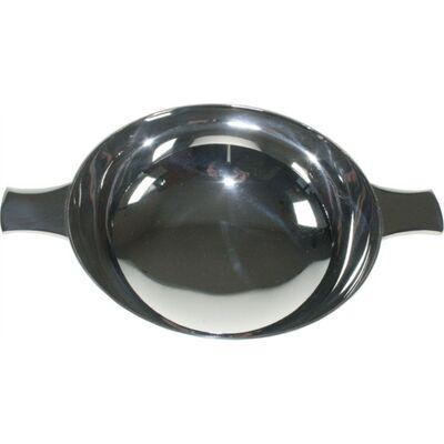Silver Plated Quaich (4 inch)
