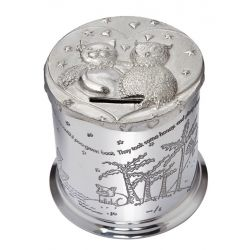 Owl and Pussy Cat Money Box