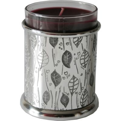 Leaf Candle Votive