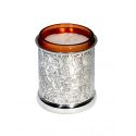 Love Skull Pewter Candle Votive