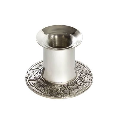 Celtic Band Candle Stick Holder Small