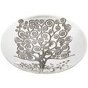 Single Tree of Life Pewter Bowl