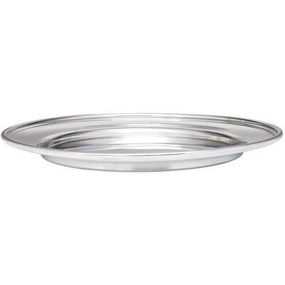 Plain Polished Plate Medium