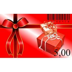 £5 Gift Card - Voucher