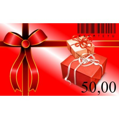 Gift Cards-50