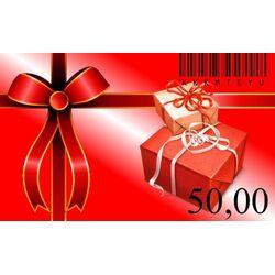 £50 Gift Card - Voucher