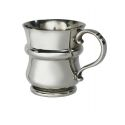Baby Thistle Pewter Cup