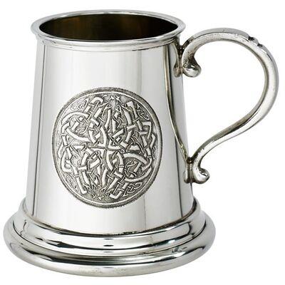 Celtic Circle Quarter Pint Mug