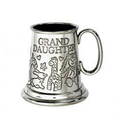 Grand Daughter Pewter Mug