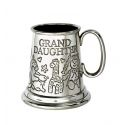 Grand Daughter Pewter Mug