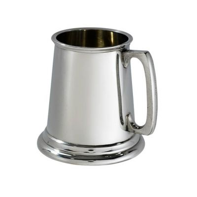Plain Quarter Pint Mug