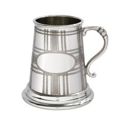 Tartan Quarter Pint Mug
