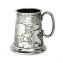 Teddy Bears Picnic Pewter Mug
