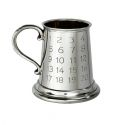 Tutor Baby Pewter Mug