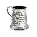Twinkle Twinkle Little Star Baby Pewter Mug