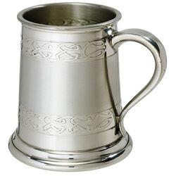 Celtic Band Tankard Half Pint