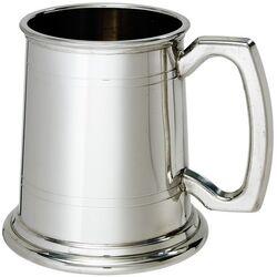 Double Lined Tankard Half Pint