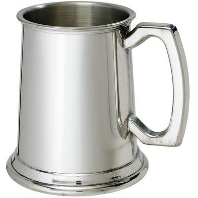 Standard Plain Tankard Half Pint