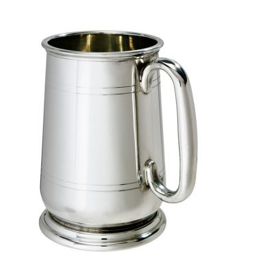Howard Pewter Tankard