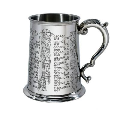 Kings and Queens Tankard