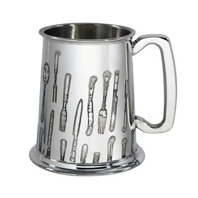 Knife Fork Spoon Tankard