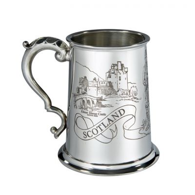 Scottish Scene Tankard