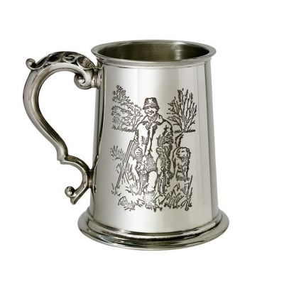 Shooting Scene Tankard