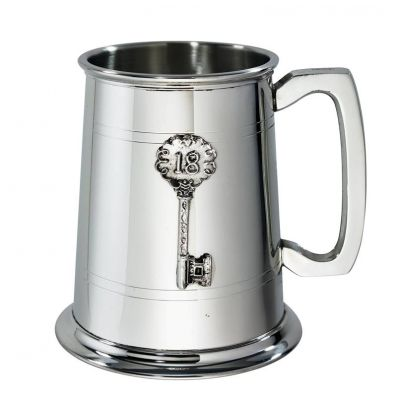 18 Key Badge Tankard