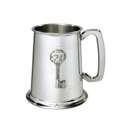 21 Key Badge Tankard