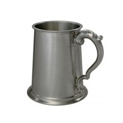Antique Fancy Handle Tankard