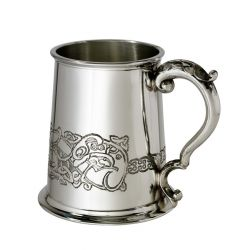 Celtic Dragon Tankard