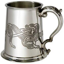 Celtic Lion Tankard
