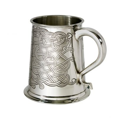 Celtic Pattern Tankard