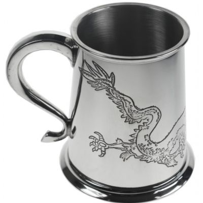 Chinese Dragon Tankard